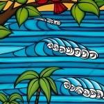 Heather Brown Hawaiian Sweethearts