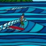Heather Brown Honolulu Surf