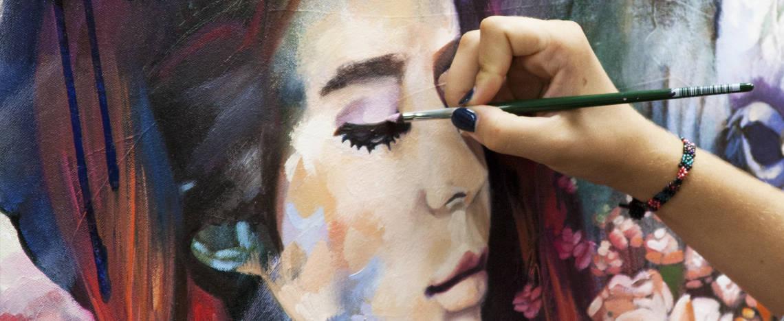 Dimitra Milan Painting