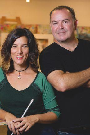 John & Elli Milan