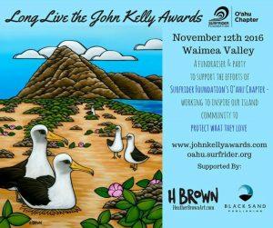 Long Live the John Kelly Awards