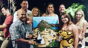 "Mahalo for bidding on ""Long Live Ka'ena Point, Long Live the Laysan Albatross"""